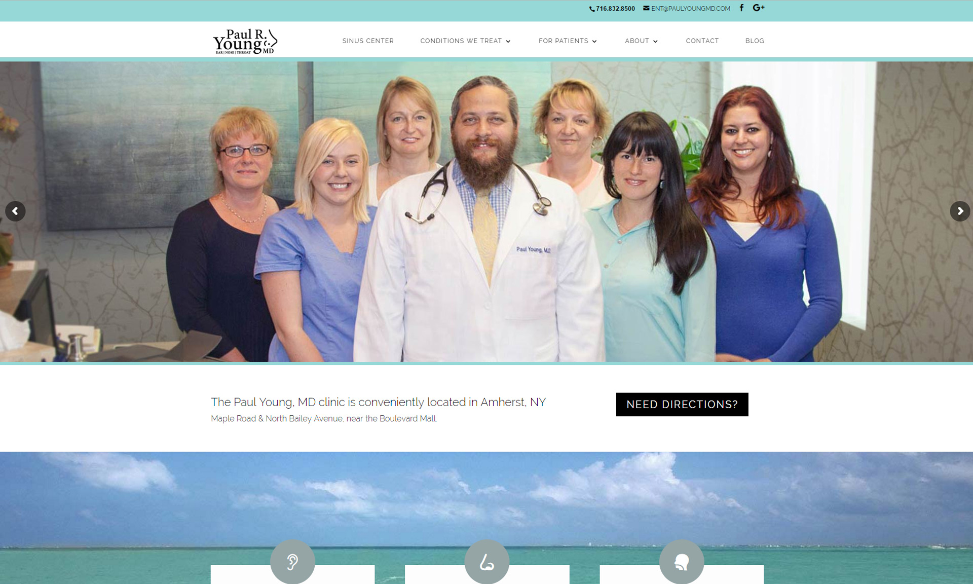 ent buffalo ny | dr. paul young md