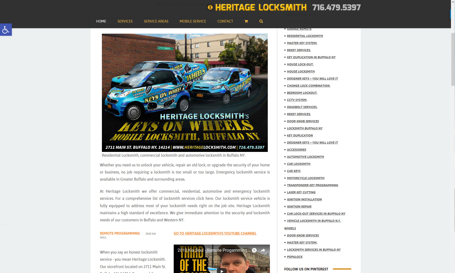 locksmith buffalo ny