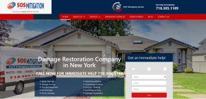water damage restoration nyc